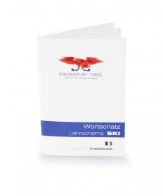 Sprachbuch im Taschenformat - Deutsch/Französisch
