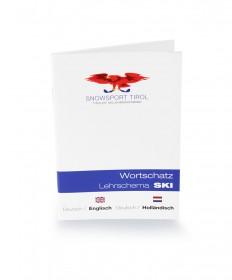 Sprachbuch im Taschenformat - Deutsch/Englisch/Holländisch