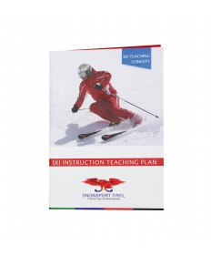 Ski instruction teaching plan im Taschenformat