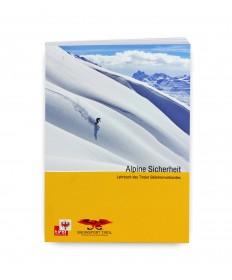 """Lehrbuch """"Alpine Sicherheit"""""""